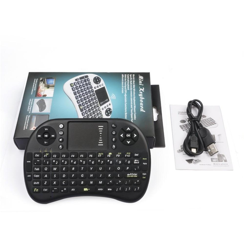 Mini teclado USB