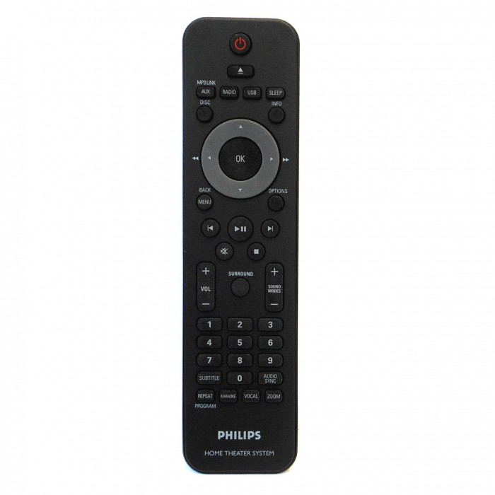 Controle remoto Home Theater Philips Original