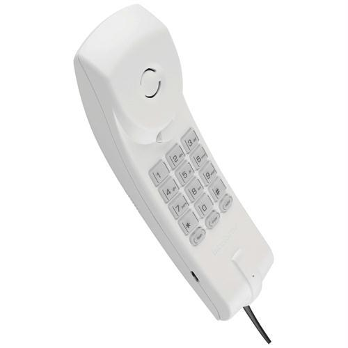 Telefone gôndola luminoso TC20 branco Intelbras