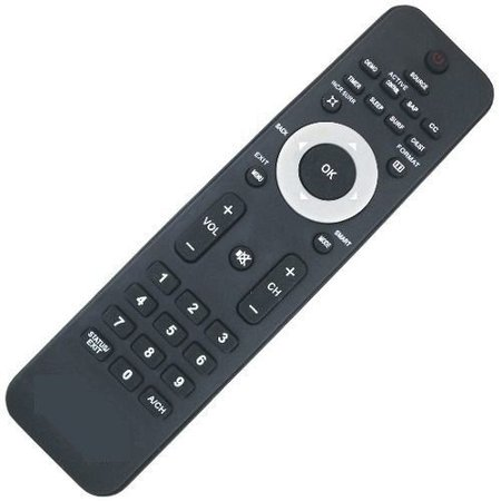 Controle remoto TV Philips Similar
